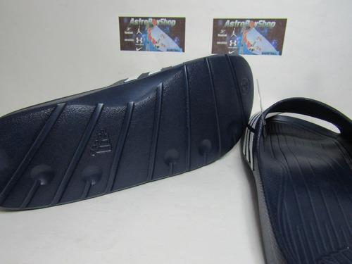 sandalias adidas duramo slide azul (27 mex) astroboyshop