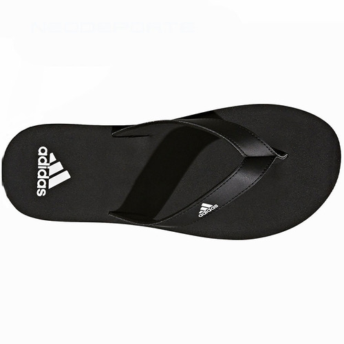 sandalias adidas eezay 2018 negras para hombre en caja ndph