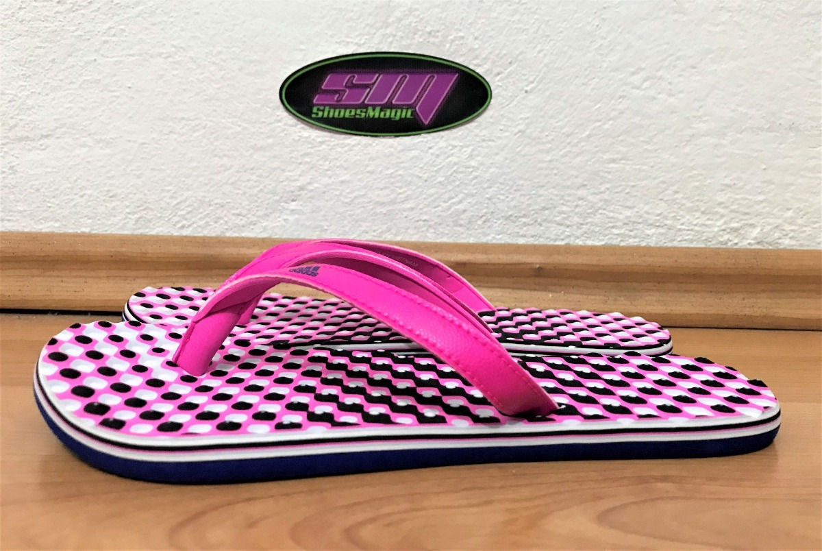 first rate 2161b f15e3 sandalias adidas para mujer eezay dots. Cargando zoom.