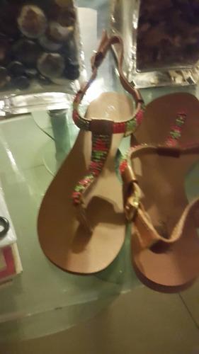 sandalias  al mayor y detal sin tacon