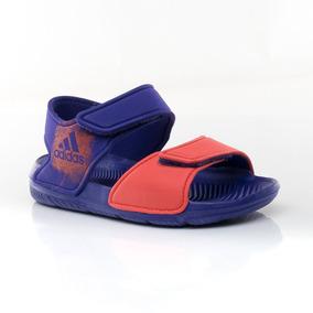 78ae35780 Sandalias De Goma Adidas Niños - Ropa y Accesorios en Mercado Libre ...