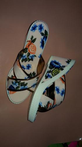 sandalias anna belle floral
