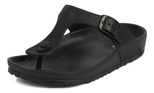 sandalias bamers capri vegan black