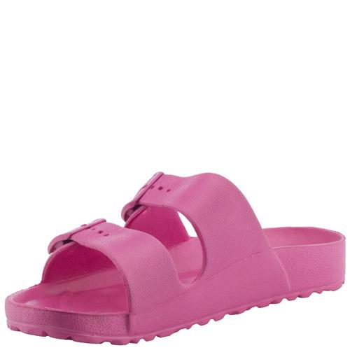 sandalias bamers kend vegan pink