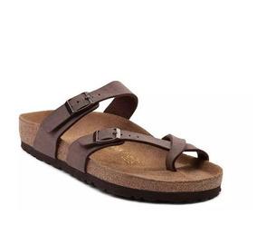 En Marrón Mercado Mujer Imitacion Zapatos Birkenstock Sandalias kTXiuOPZ