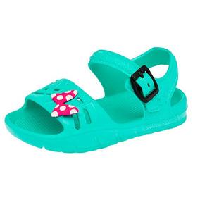Sandalias Niña Mercado Libre En Verde Niñas Playa Zapatos México Para zqSMUVp