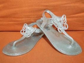 Chanclas Gap Mariposas Sandalias Plástico N21 Jelly Nuevas 6gyI7bYfv