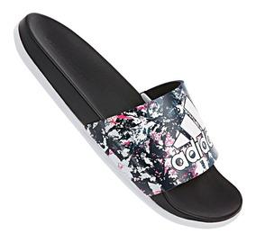 Playa Dama Adilette De Adidas Sandalias Comfort Chancleta pUqzMGLSV