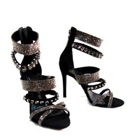 d6c4a121e Sandália De Cristal Schutz - Sapatos para Feminino no Mercado Livre ...