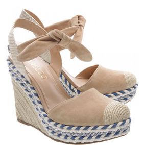 52ae387c9d Sandalias Anabela Arezzo - Sapatos para Feminino no Mercado Livre Brasil
