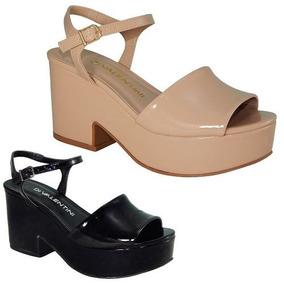 82a576644e Sandalia Di Valenti - Sapatos para Feminino Preto no Mercado Livre Brasil