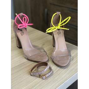81e8db7837 Sapato De Salto Neon - Sapatos no Mercado Livre Brasil