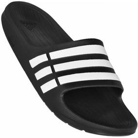 500b5d186cbbd3 Chinelo Adidas Duramo Slide Tamanho 43 - Calçados