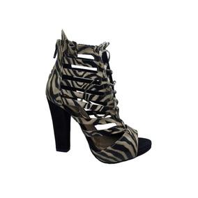a0e3dd30d8 Salto Alto Feminino Di Cristalli - Sapatos no Mercado Livre Brasil