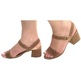 e1a20de47 Tamanco Laura Prado Salto Baixo Nude Torricella - Sapatos no Mercado ...