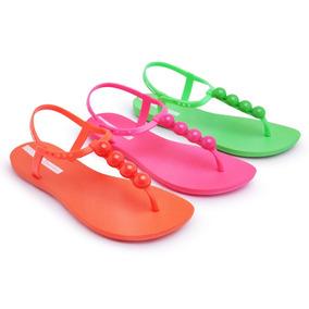 4acfb2391e Rasteirinha Neon - Sandálias e Chinelos Rasteiras para Feminino ...