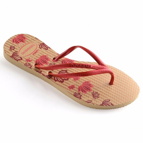 f3aa0b68d Chinelo Havaianas Tria Print - Calçados
