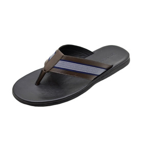 fd999efe79 Chinelo 44 - Chinelos Sandalo para Masculino Marrom no Mercado Livre Brasil