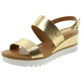 b4baf20083 Linda Sandália Ouro Velho Dakota - Sapatos para Feminino no Mercado ...