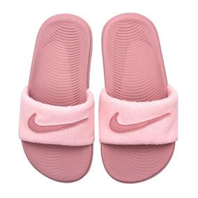 fe68e84f856935 Chinelo Feminino Nike Kawa Slide Se Original - Rose