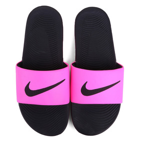 0806b05841c Chinelo Nike Kawa Slide Feminina Juvenil (novo E Original)