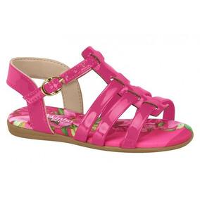 7f4250361 Sandalia Molekinha Baby Verniz Pink 2112230 Calçados Bola7 · R$ 59 90