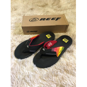 8a80ac65db25 Chinelo Reef Adjustable Byob Wqsurf - Sandálias e Chinelos para Masculino  Marrom no Mercado Livre Brasil