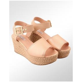 3089faf4e Sand Lia Fina Nude - Sapatos no Mercado Livre Brasil