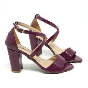 a98221d560 Pantufa Pata Sandalias - Sapatos Violeta no Mercado Livre Brasil