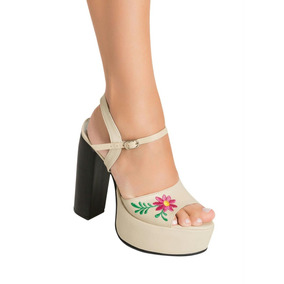 d7505feab Sandalia Anitta Vizzano - Sapatos no Mercado Livre Brasil