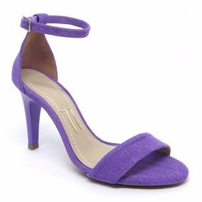 45a176b67 Sandalia Lilas N36 Salto Alto - Sapatos no Mercado Livre Brasil