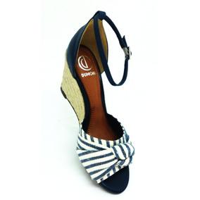 a8c4da7ce Sandália Anabela Dumond Onça - Sapatos no Mercado Livre Brasil