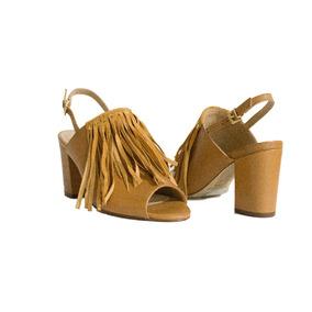 24acf1d22 Sandalia Com Franja Arezzo Via Marte - Sapatos no Mercado Livre Brasil