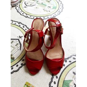 444547872d Sapatos para Feminino Vermelho em Cuiabá no Mercado Livre Brasil