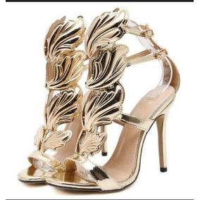 f7c4e84193 Sandalia Gladiadora Dourada - Sandálias e Chinelos para Feminino Rosa claro  no Mercado Livre Brasil