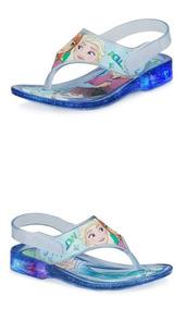 2492926 Luces Azul Mod251 Con Glitter Frozen Sandalias ZOkPXui