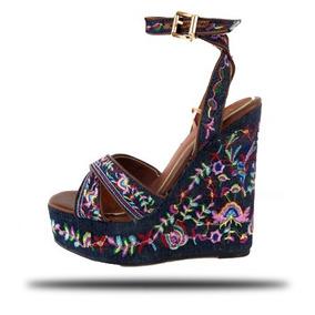 Bugambilia Mujer Tipo Y En Calzado Sandalia Color RopaBolsas De nOP0wk