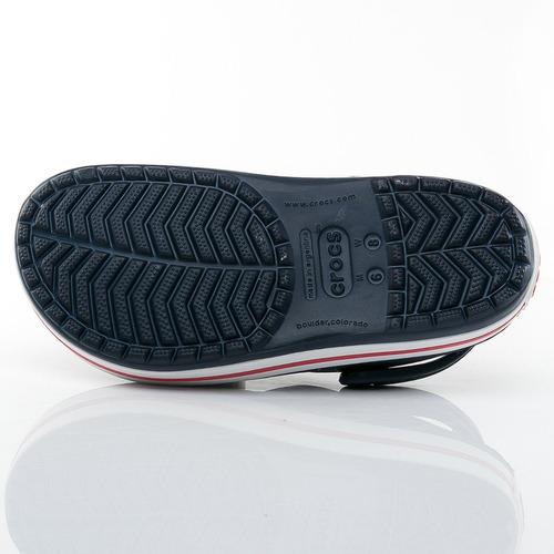 sandalias crocband navy crocs team sport tienda oficial