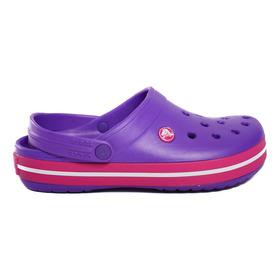 Sandalias Crocs Crocband -c-11016590- Trip Store