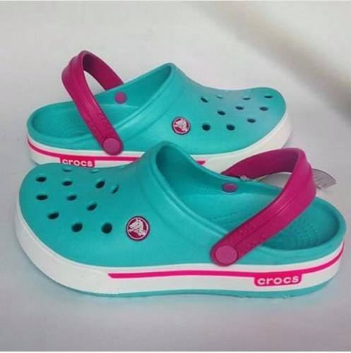 sandalias crocs mujer