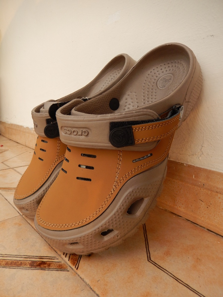 67bda8c7a861ef Sandalias Crocs Yukon Para Caballero (somos Tienda Fisica) - Bs ...