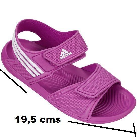 b06b293260a97 Sandalias D Nina adidas Original Talla 26-27 Perfecto Estado - S  45 ...