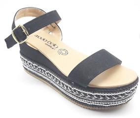d4c1b164d Sandalias Dama Huarache Calzado Zapato Casual Chancla Bl2291