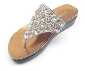 Sandalias Huarache Calzado Zapato Casual Chancla Mo2314 Dama uTiOPkZwX