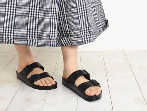 sandalias dama mujer tipo birkenstock arizona unisex impermeable chancla tallas disponibles