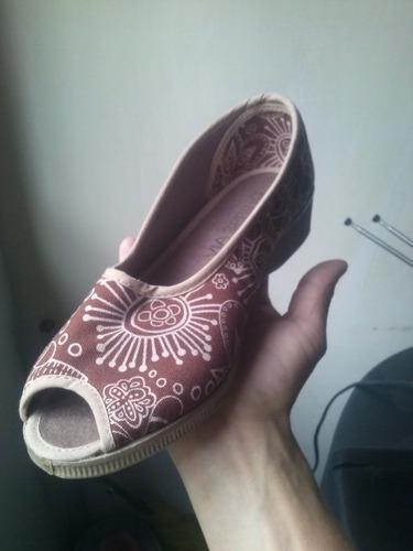 sandalias dama nuevas