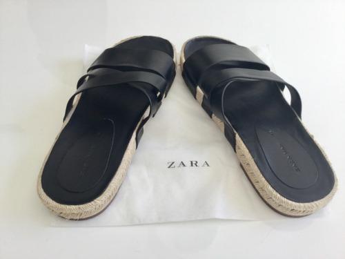 Cuero Zara Hombre Zara Sandalias Zara Cuero Cuero Hombre