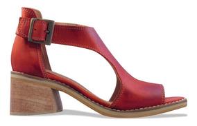 Mercado Y Vicky Rojo N0wvm8no Zara Ropacalzados Sandalias Accesorios En AL543Rj