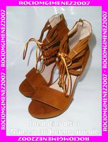 33366d0385f Sandalias Jump 2017 - Zapatos Mujer Sandalias en Lara en Mercado ...