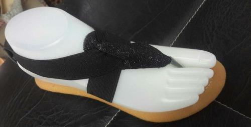 sandalias de dama casuales